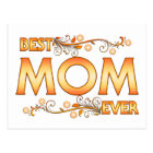 Best Mum Ever Postcard