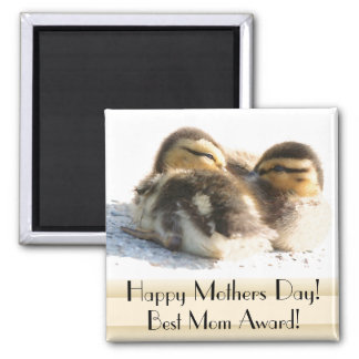 Best Mum Mothers Day Magnet