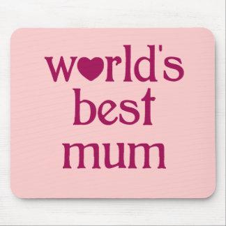 Best Mum Mouse Mat