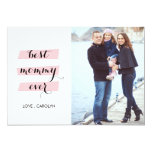 Best Mummy Ever Mother's day Card 13 Cm X 18 Cm Invitation Card