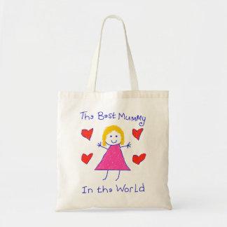 Best Mummy In The World Bag