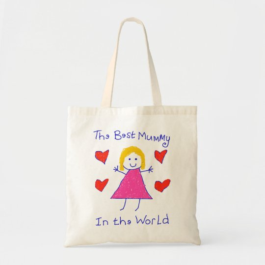 Best Mummy In The World Tote Bag