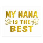 Best Nana Postcard