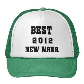 Best New Nana 2012 Cap