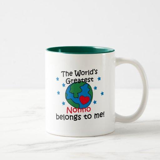 Best Nonno Belongs to me Mugs
