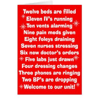 Best  Nurse Christmas Cards