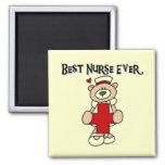 Best Nurse Ever T-shirts and Gifts Refrigerator Magnets