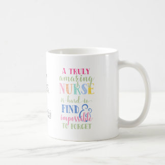 Best nurse, nurse mug, nurse gift, thank you coffee mug