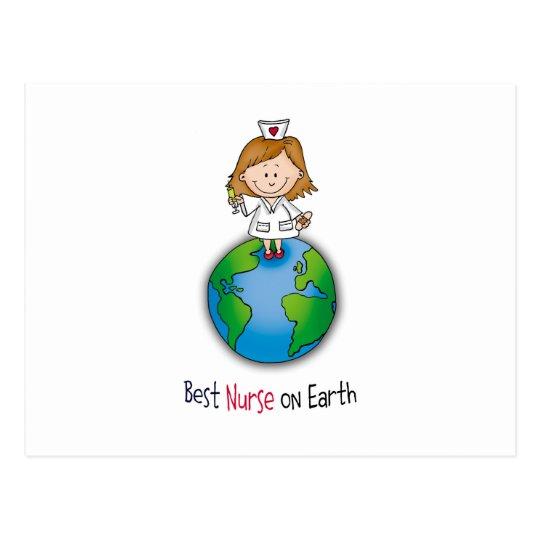 Best Nurse on Earth - Nurses Day -