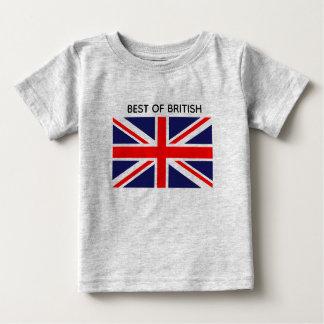 Best of British Baby T-Shirt