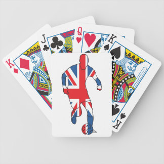 Best of British Football Deck Of Cards