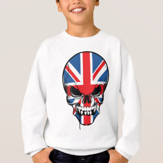 Best of British, Skull Sweatshirt