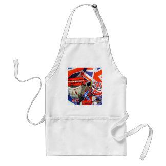 Best of British Souvenirs Apron