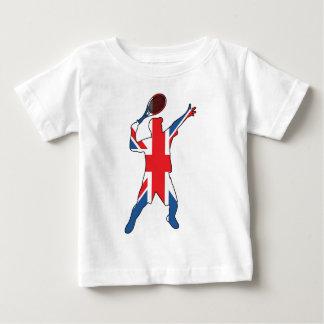 Best of British Tennis Baby T-Shirt