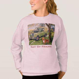 Best Of Friends Hooded Sweatshirt