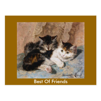Best of Friends Post Cards