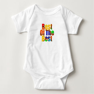 Best Of The Best Multicolored - Baby Bodysuit
