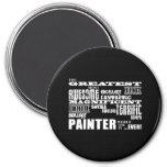 Best Painters : Greatest Painter Fridge Magnets