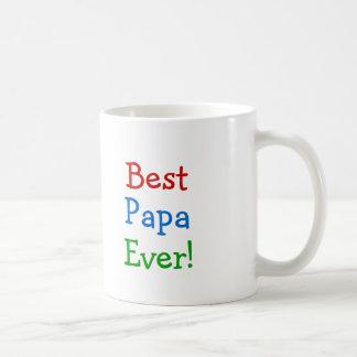 Best Papa ever Coffee Mug