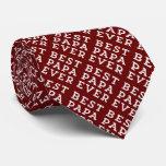 Best Papa Ever Tie