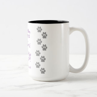 Best Papa! Two-Tone Coffee Mug