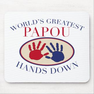 Best Papou Hands Down Mouse Mat