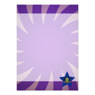 Best Pennsylvania Flag Design 13 Cm X 18 Cm Invitation Card