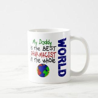Best Pharmacist In World 2 (Daddy) Coffee Mug