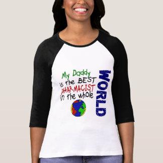 Best Pharmacist In World 2 (Daddy) T-Shirt