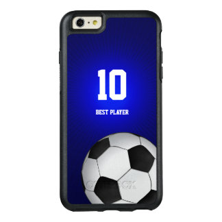 Best Player No Soccer | Football Sports Gift OtterBox iPhone 6/6s Plus Case
