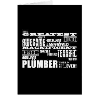 Best Plumbers : Greatest Plumber Card