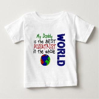 Best Podiatrist In World 2 (Daddy) Shirt