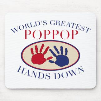 Best PopPop Hands Down Mouse Mat