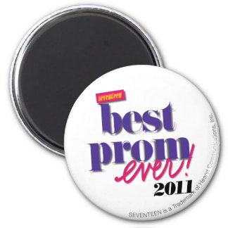 Best Prom Ever - Purple Magnet