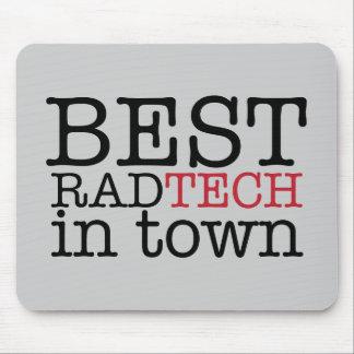 Best Rad Tech in Town Mousepad