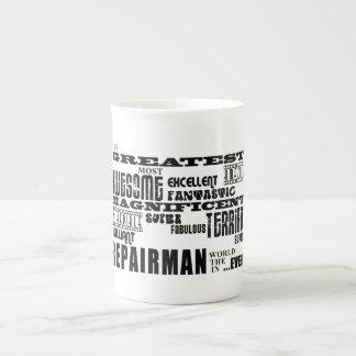 Best Repairmen : Greatest Repairman Porcelain Mug