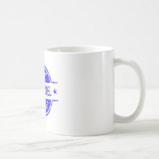 Best Role Model Ever Blue Basic White Mug