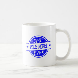 Best Role Model Ever Blue Mugs