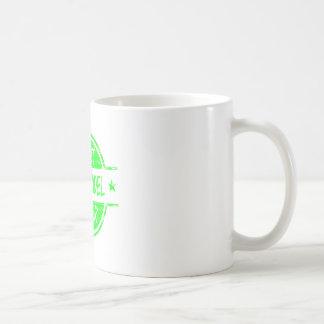 Best Role Model Ever Green Coffee Mugs