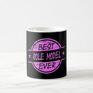 Best Role Model Ever Pink Mug