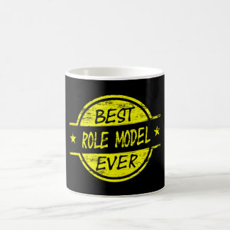 Best Role Model Ever Yellow Classic White Coffee Mug