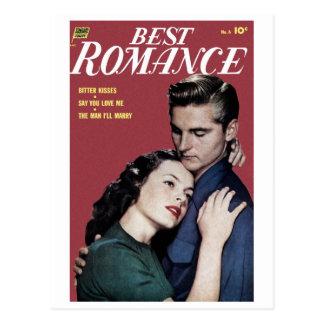 Best Romance #6 Postcard