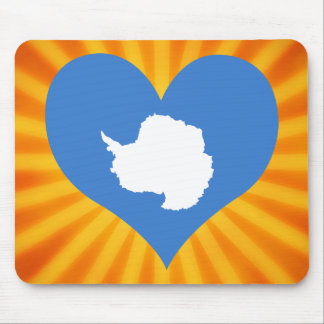 Best Selling Cute Antarctica Mouse Pad