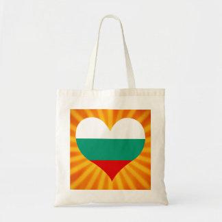 Best Selling Cute Bulgaria Budget Tote Bag