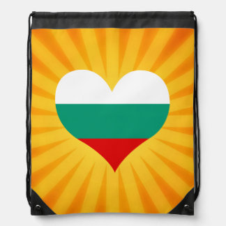 Best Selling Cute Bulgaria Drawstring Backpacks