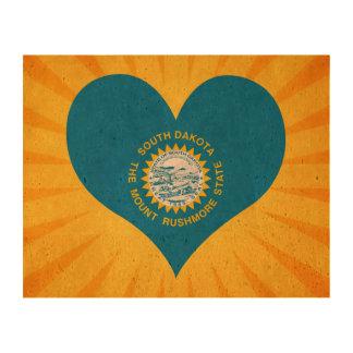 Best Selling Cute South Dakota Cork Paper Prints