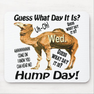 Best Selling Hump Day Camel Mouse Mat
