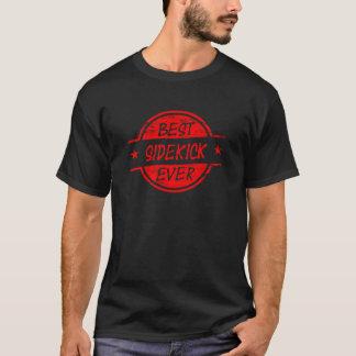 Best Sidekick Ever Red T-Shirt