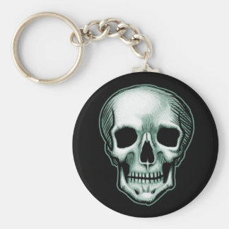 Best Skull in The World, EVER! keychain