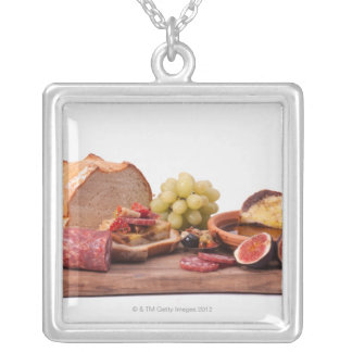 best snacks for wine silver plated necklace